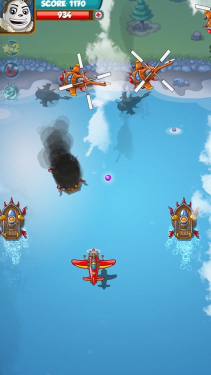 Sky Glider 3D: Airplane games