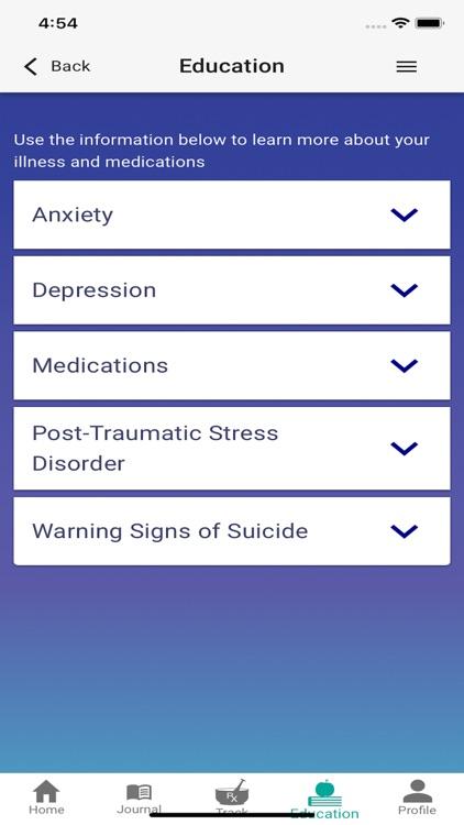Antidepressant Adherence screenshot-4