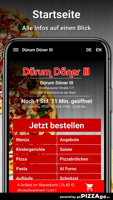 Dürum Döner III Mülheim screenshot 2