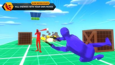 Gun Rush - FPS,Parkour,SlowMo screenshot 1