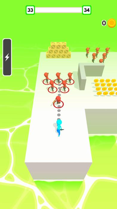 Hero Rush! screenshot 1