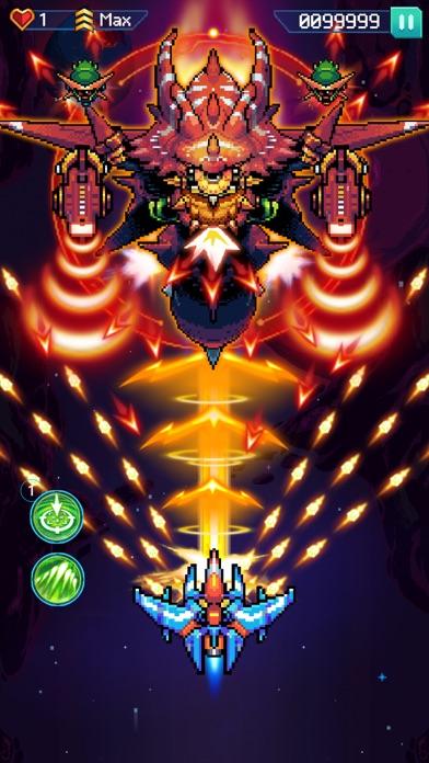 Galaxiga - ギャラガアーケードシューティングのスクリーンショット10