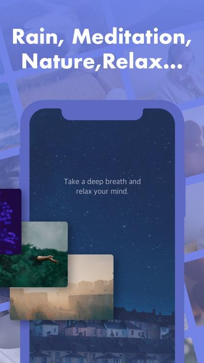 Relax Sounds: Sleep Better screenshot-3