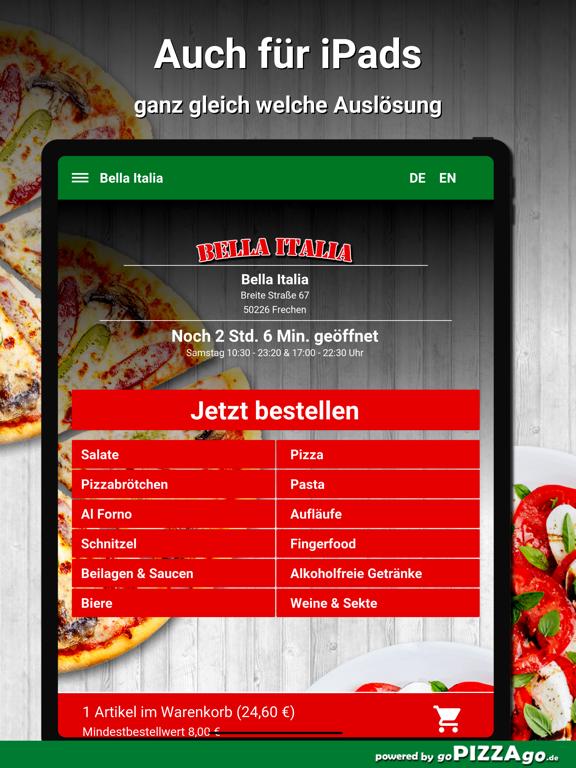 Bella Italia Frechen screenshot 7