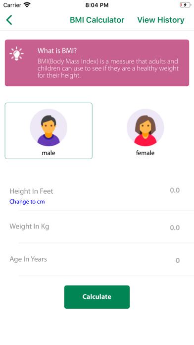 Living Fitness screenshot 2
