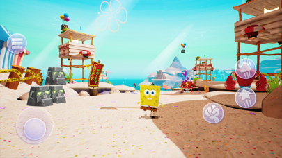 Скриншот №7 к SpongeBob SquarePants