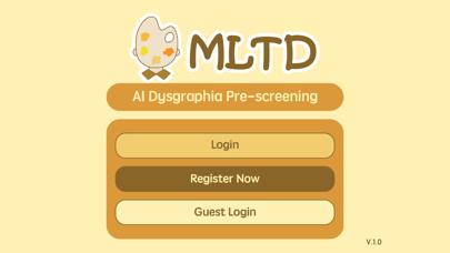 AI Dysgraphia Pre-screening Screenshot