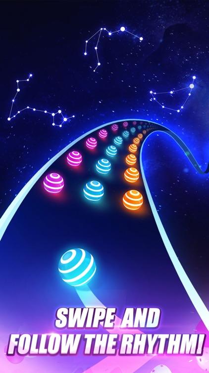Dancing Road: Color Ball Run! screenshot-4