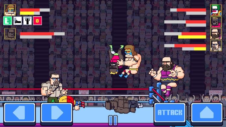 Rowdy City Wrestling screenshot-4