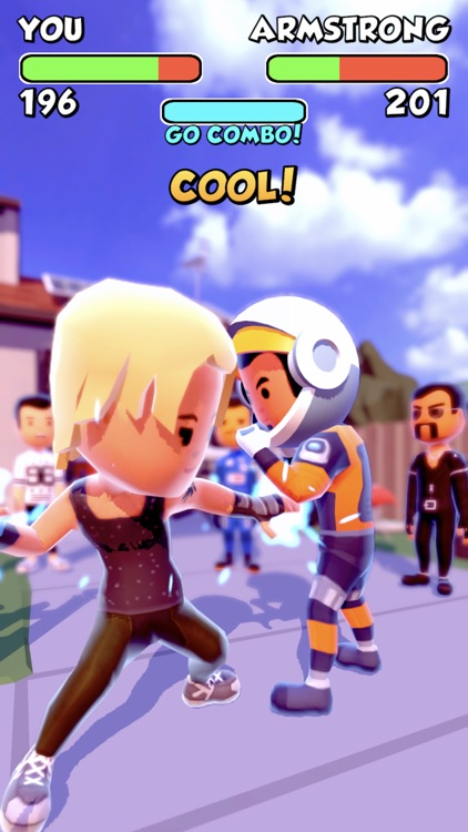Swipe Fight! screenshot-1