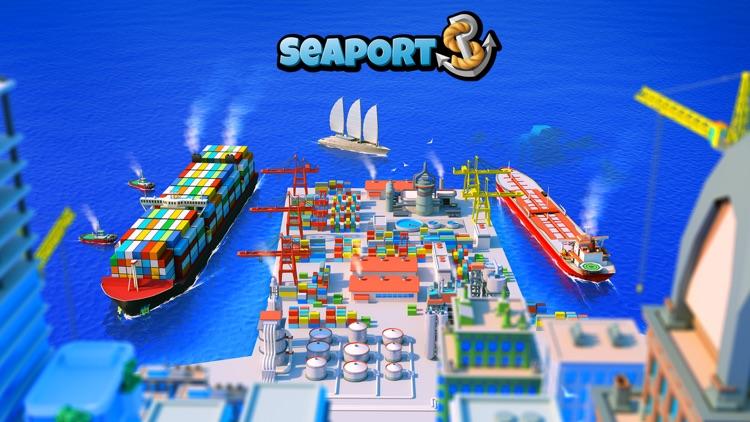 SeaPort: Ship Transport Tycoon screenshot-7