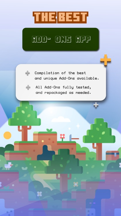 Mod Addons for mcpe screenshot-4