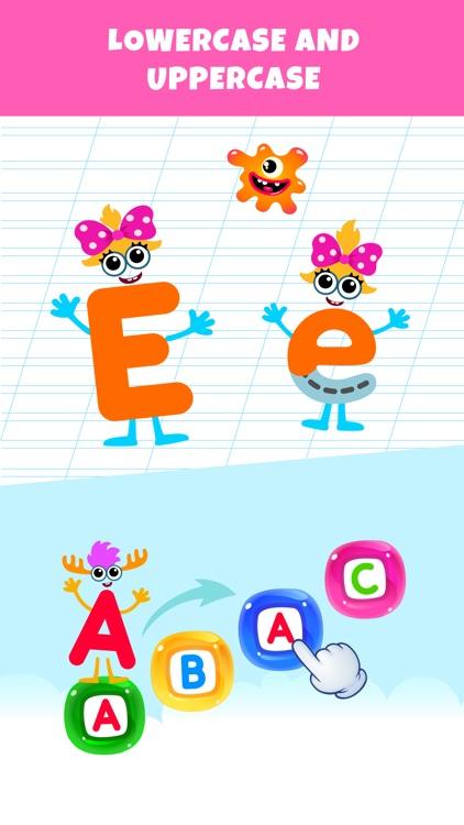 Alphabet ABC Letter Kids Games screenshot-3