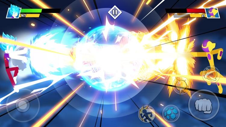 Stickman Warriors Shadow screenshot-3