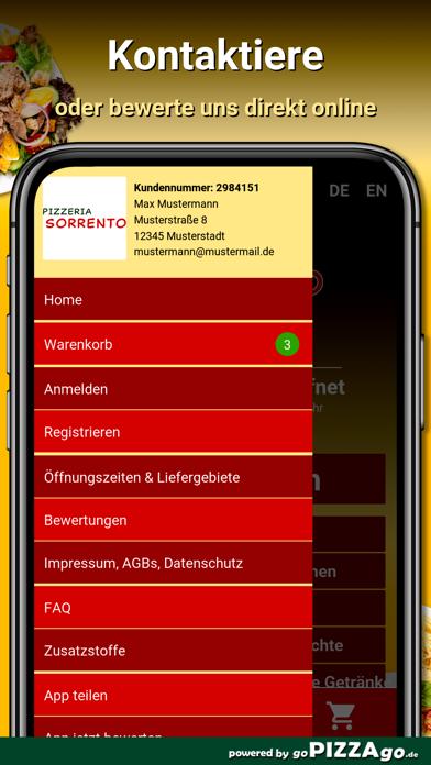 Pizzeria Sorrento Kerpen screenshot 3