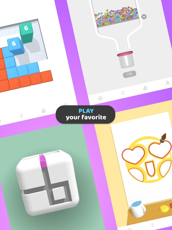 iPad Image of PlayTime - Discover New Games