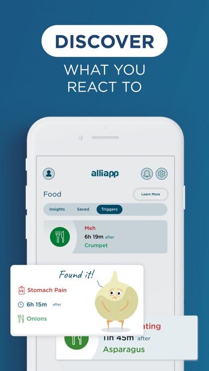 AlliApp: Smart Health Tracker