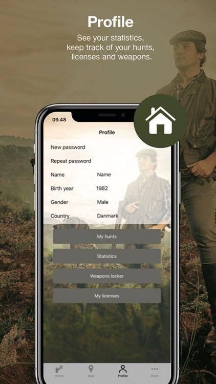 Hunting Game Counter screenshot-3