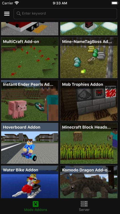 Addons - Mods for Minecraft PE screenshot-6
