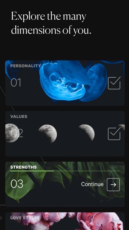 Dimensional: Personality Test screenshot-3