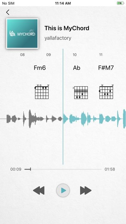 MyChord - Music Chord Finder screenshot-3