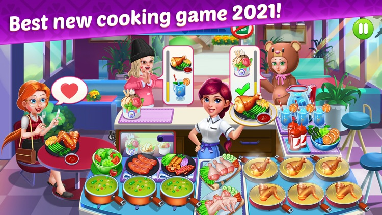 Cooking Food:  Cooking Games