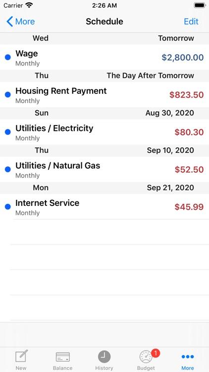 Active Money Pro screenshot-6