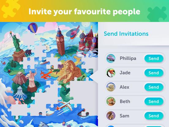 Jigsaw Video Party screenshot 11