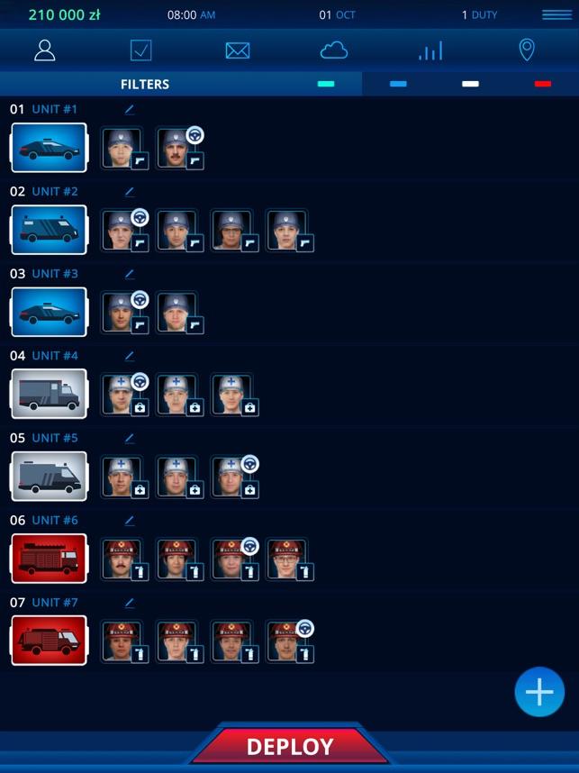 112 Operator - Facilities