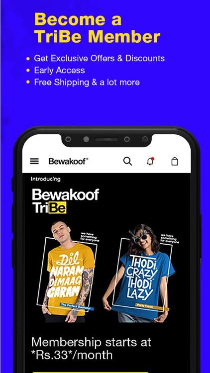 Bewakoof- Fashion Shopping App screenshot-7