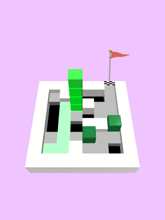Cube stack puzzle screenshot 4