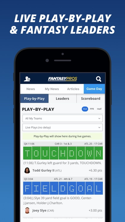 Fantasy News by FantasyPros screenshot-4