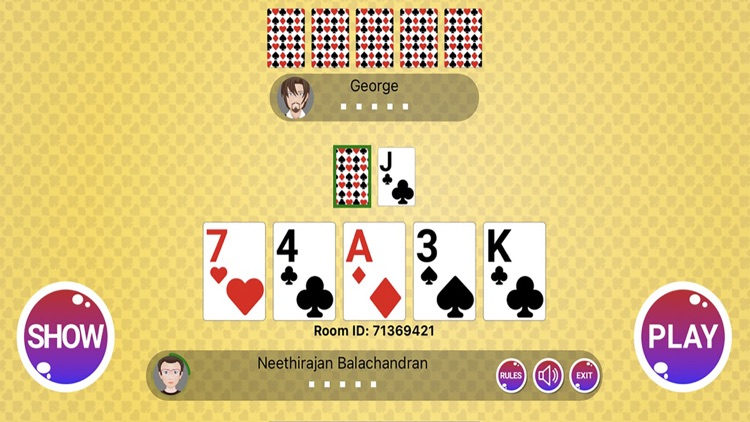 5 Cards