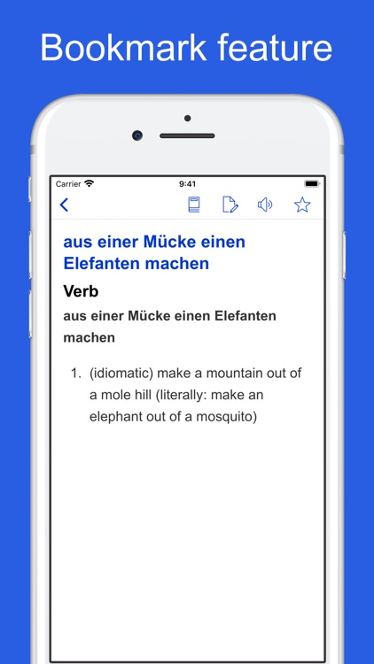 German Idioms, Proverbs screenshot-3