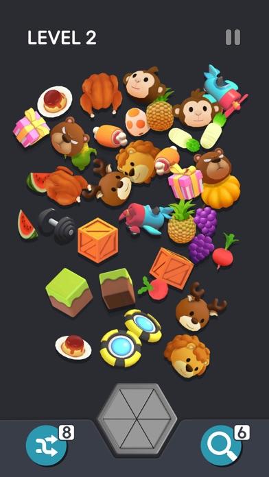 Pair 3D: Matching Puzzle Game screenshot 1