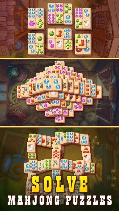 Sheriff of Mahjong: Tile Match screenshot 3
