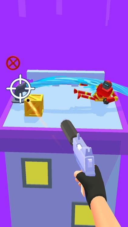 Gun Master 3D: Shoot 'Em Down screenshot-3