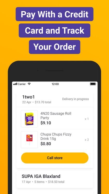 Grabbitlocal: Customer screenshot-3