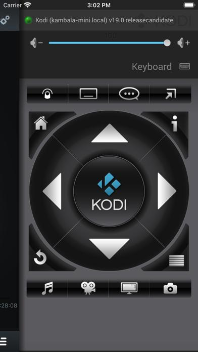 Télécharger Official Kodi Remote pour Pc
