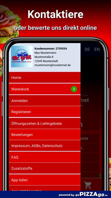 Mr. Grill Greifswald screenshot 3
