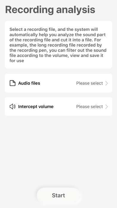 Recording - Voice memo screenshot 7