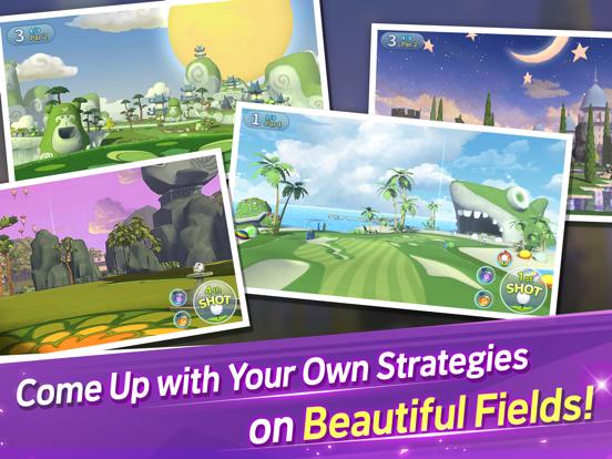 Birdie Crush: Fantasy Golf screenshot 10