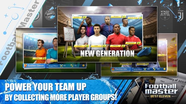 Football Master -Soccer Legend screenshot-4