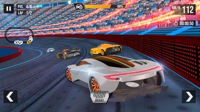 لعبة سباق سيارات سريعة ثري ديلقطة شاشة1