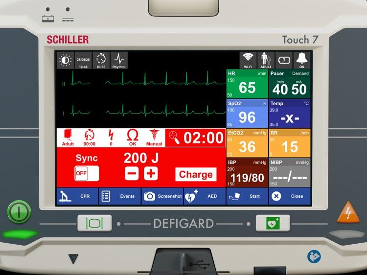 qube7 (DEFIGARD Touch 7) screenshot-3