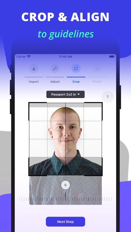 Passport Booth screenshot-3