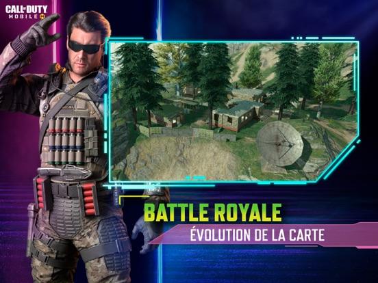 Call of Duty®: Mobile iPad captures décran