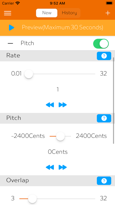 BoMix - Sound Effect for Audio screenshot 5