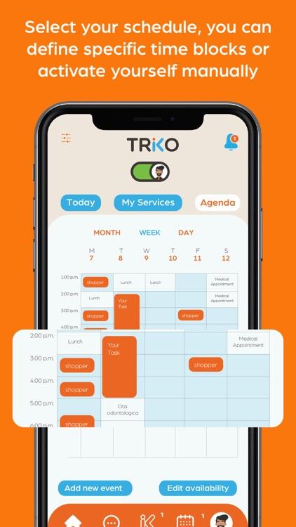 Triko Work screenshot-5