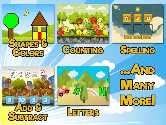 就学前児童と幼稚園児向け学習ゲームのおすすめ画像2